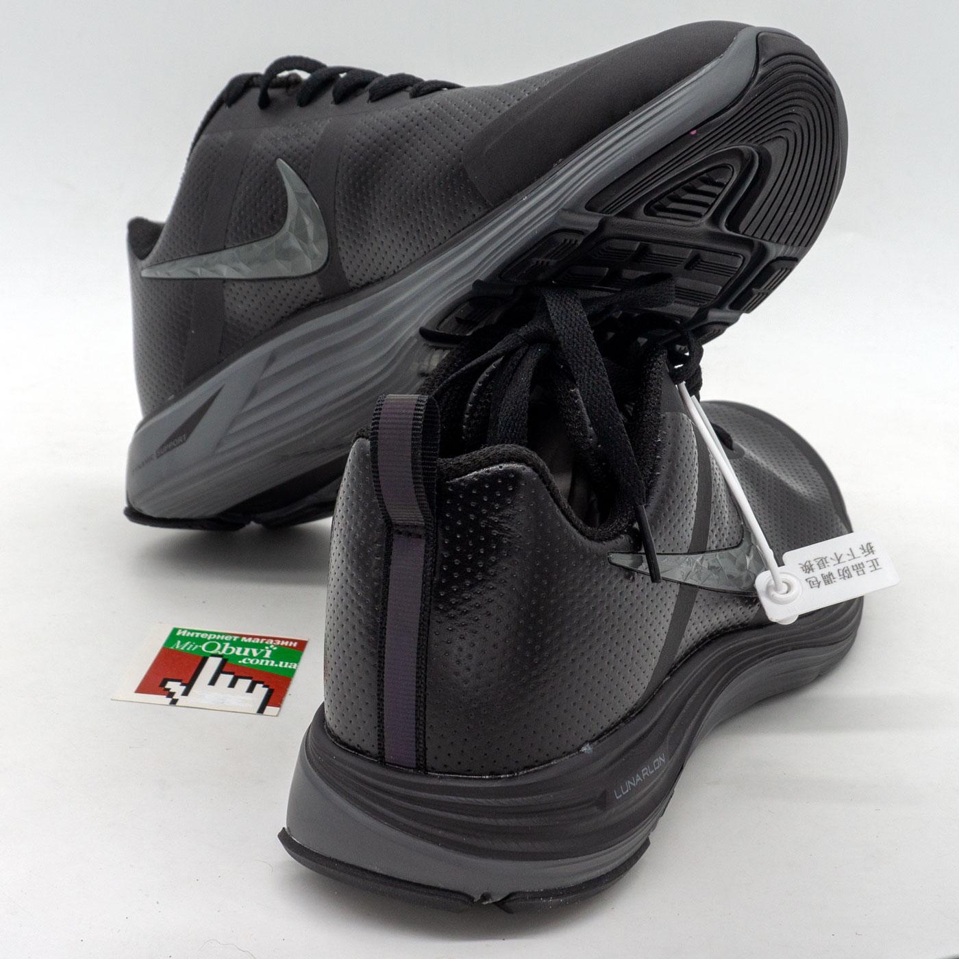 фото back Мужские осенние черные кроссовки Nike Air Relentless 26 MSL - Топ качество! back