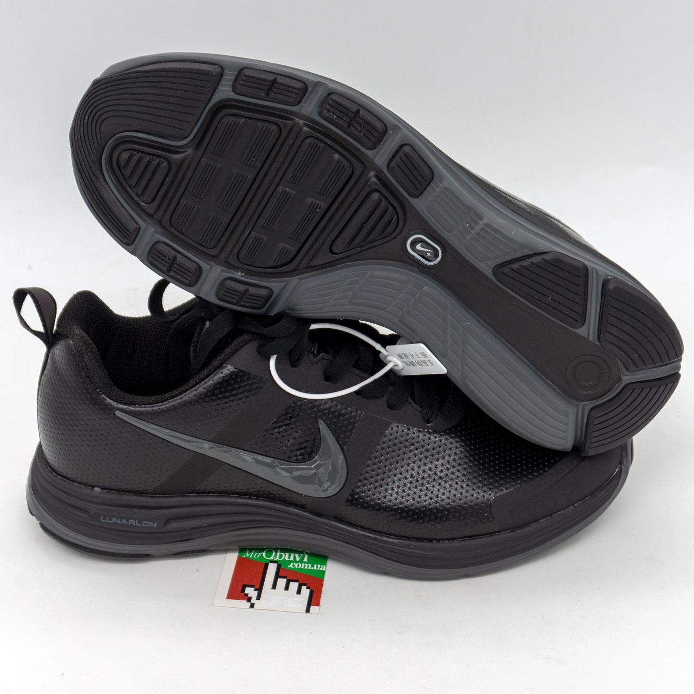 фото bottom Мужские осенние черные кроссовки Nike Air Relentless 26 MSL - Топ качество! bottom