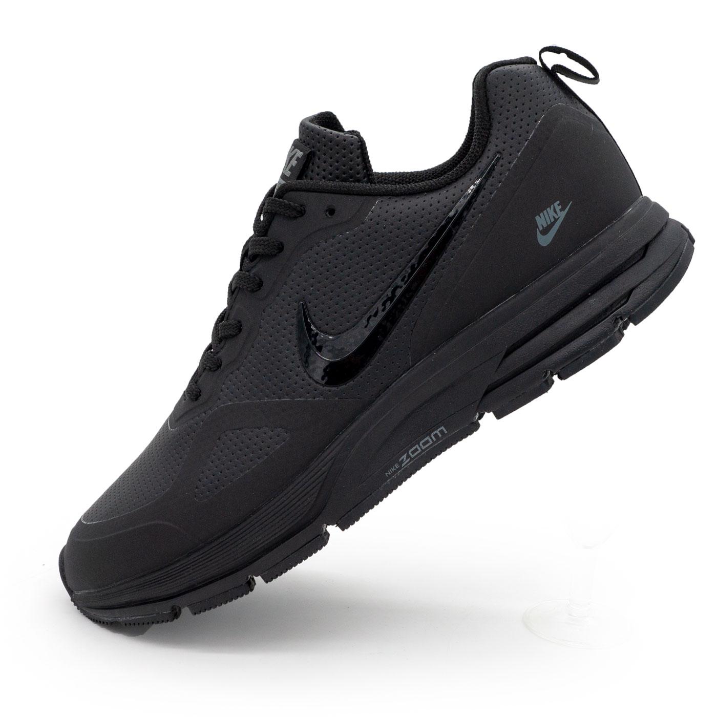 фото main Мужские осенние черные кроссовки Nike Air Pegasus +30X - Топ качество! main