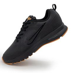фото Мужские осенние черные кроссовки Nike Air Relentless 7 MSL - Топ качество!