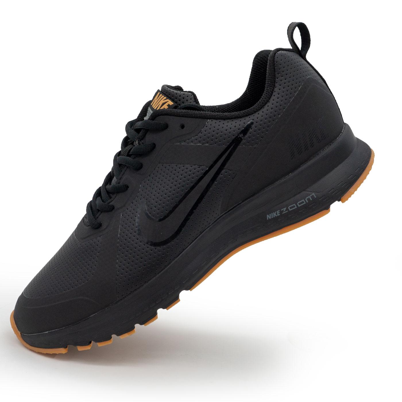 фото main Мужские осенние черные кроссовки Nike Air Relentless 7 MSL - Топ качество! main