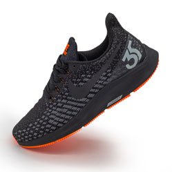 фото Мужские кроссовки для бега Nike Zoom Pegasus 35 черные. Топ качество!