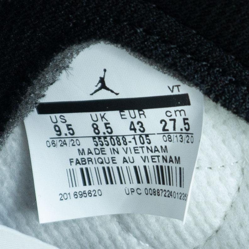 большое фото №5 Высокие черно белые хаки кроссовки Nke Air Jordan 1 High. Топ качество!