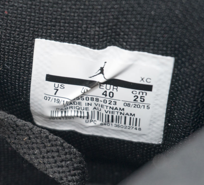 большое фото №6 Высокие черные c красным кроссовки Nke Air Jordan 1 . Топ качество!