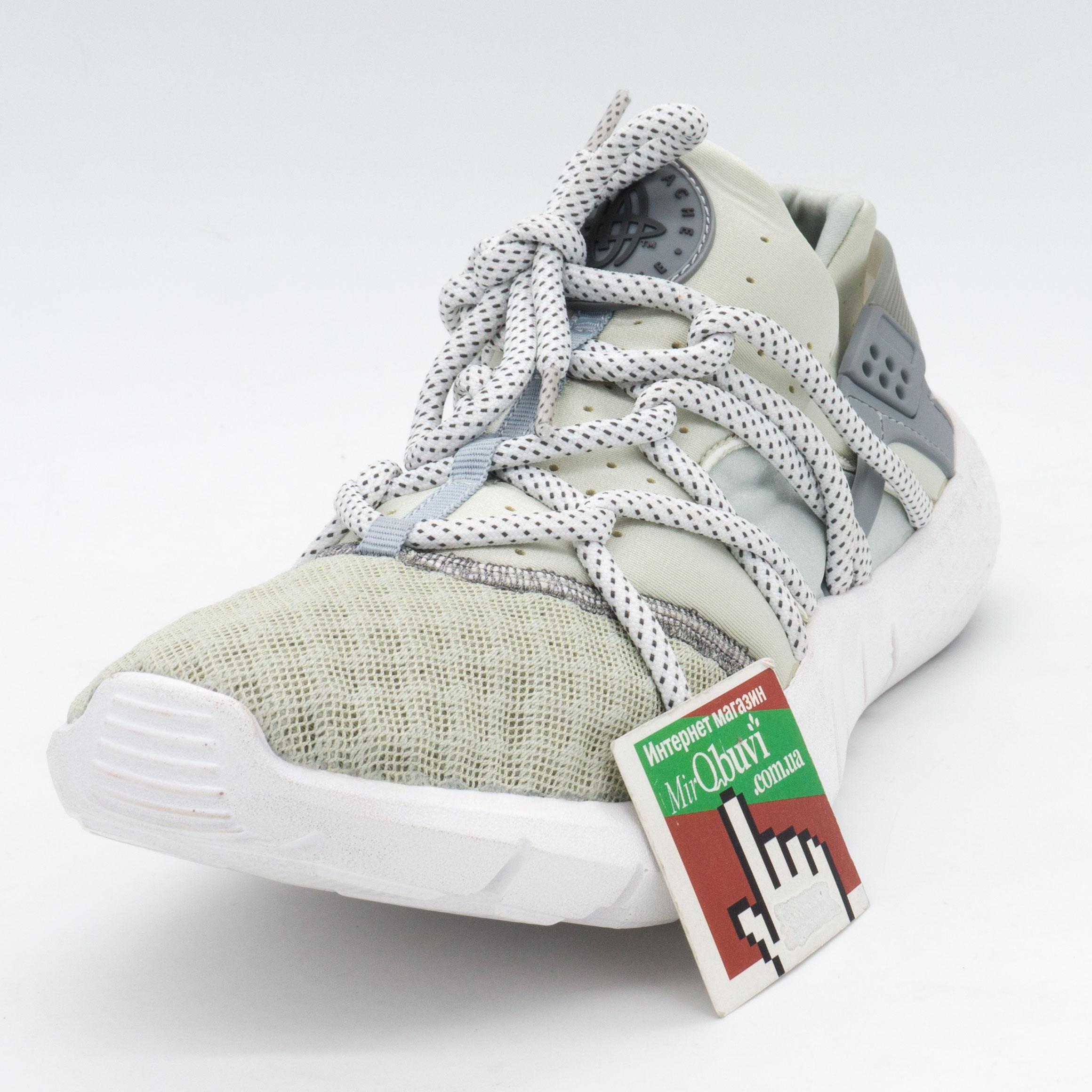 фото front Кроссовки Nike Huarache NM серые. Топ качество! front