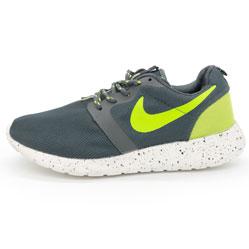 Кроссовки Nike Roshe Run 2 серые в крапенку