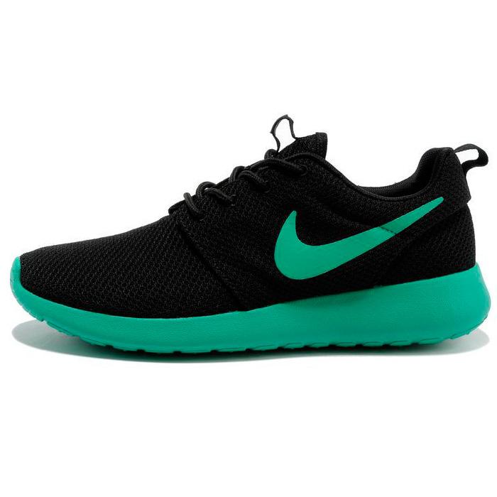 фото main Nike Roshe Run черн берюзовые main