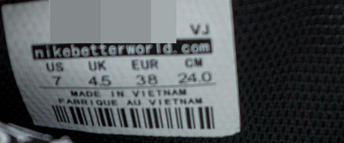 большое фото №6 Высокие черно белые кроссовки Nke Air Jordan 1 Dior